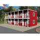 20 feet container for camp office meeting room container modification