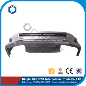 High Quality ABS Front Bumper With Grille for TOYOTA HIACE 2010
