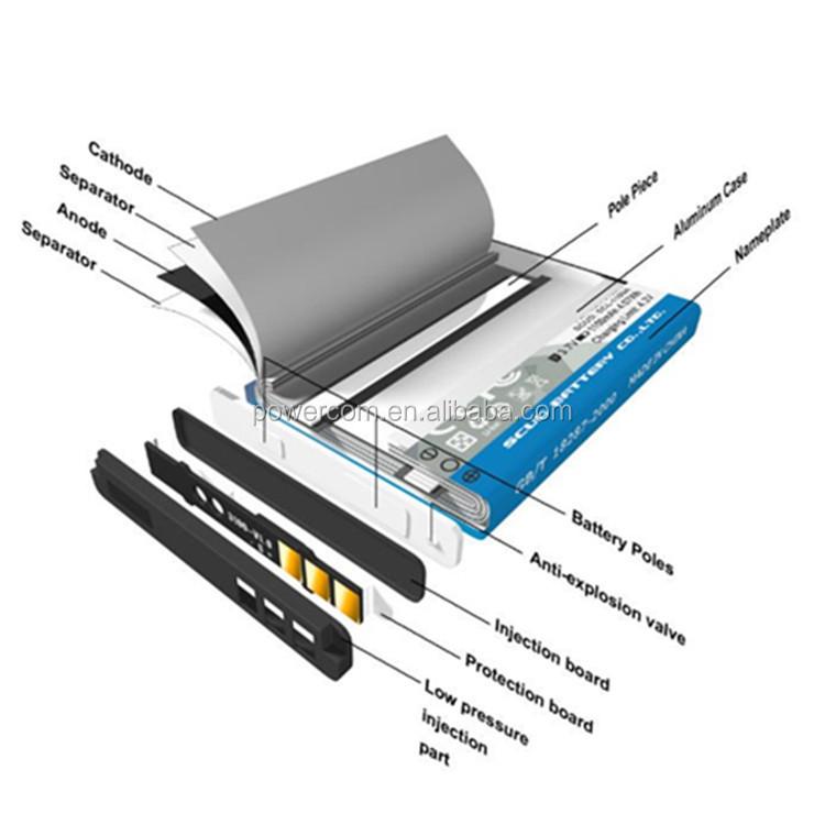Lithium Polymer Battery 502937 3.7v 550mah Li-polymer Battery For ...
