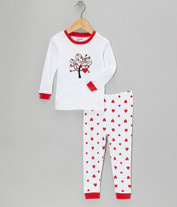 adult Knitted printing Pyjama