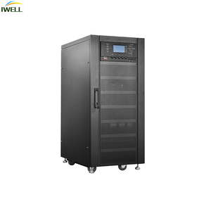 30KVA/40KVA/60KVA/80KVA ups power supply 3:3 phase with SNMP CARD online UPS backup 30 mins 1hour, 384VDC ups system