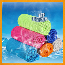 GBJY-254 2017 Hot Sales Summer Cool Towel, Portable Ice Towel Cooling Towel For Sports