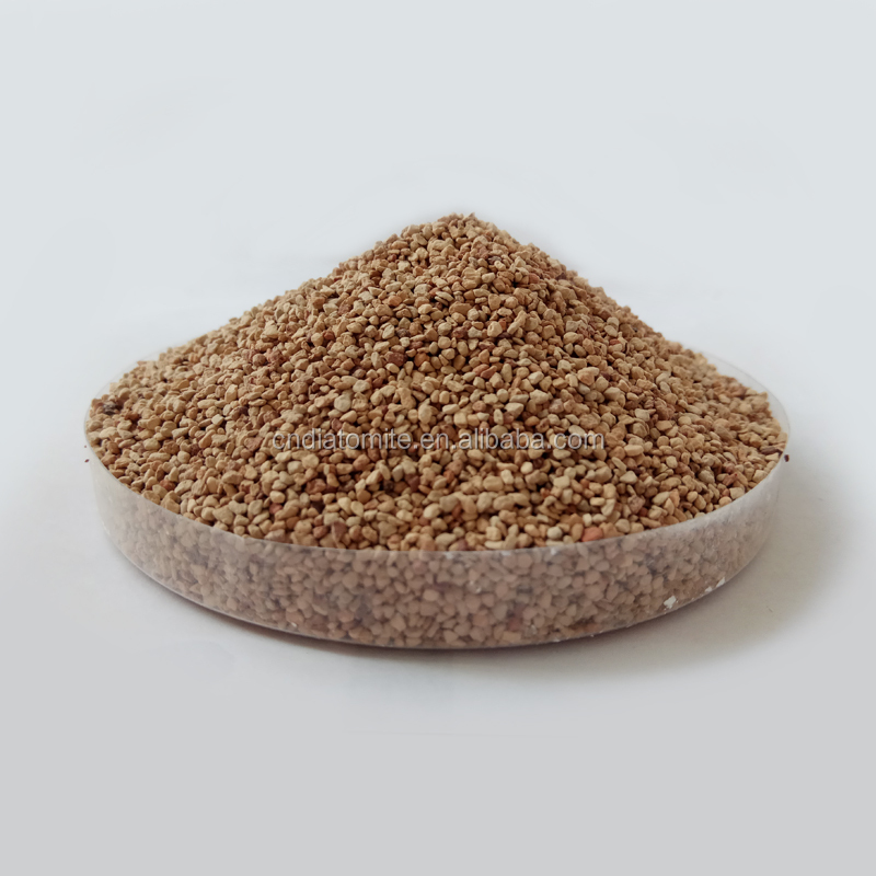 0.8-1.6mm diatomite soil amendment for plants growth regulator
