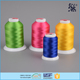 120D/2 4000m 27tex 110ticket China price industrial polyester embroidery machine thread