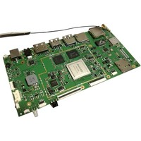 2018 newest Android 7.1 TV box main board manufacturer and assembly