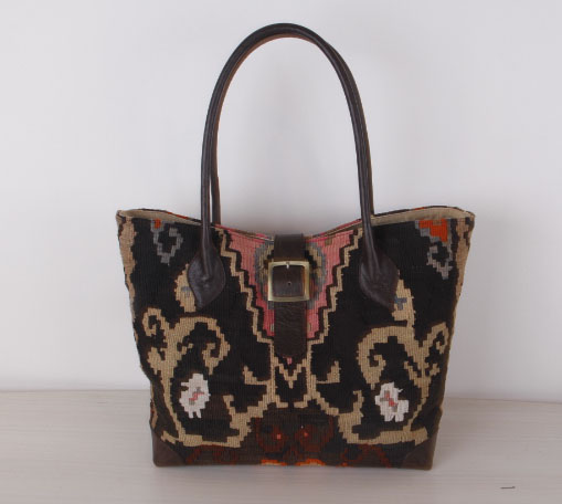 Kilim Bag - Hand Bag - Shoulder Bag - Tote Bag