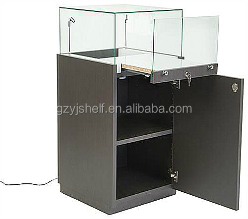 Square With Led Light Jewelry Trade Show Displays/jewelry Display ...