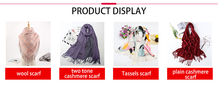 Good sell cashmere scarf 100% Good Supplier cashmere male scarf Good price women's cashmere scarf