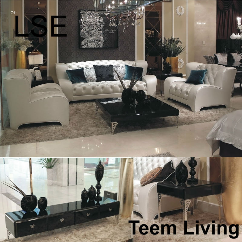 2014 NEW CLASSIC STYLE LSE Queen Bedroom Sets Designs/living Room Showcase  Design