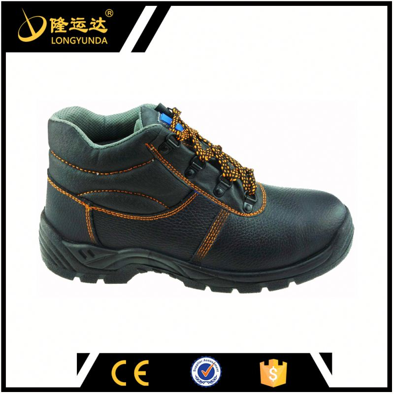 As customer request safety shoe working boots protective boots shoes