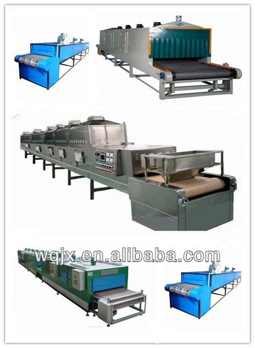Net Belt Tunnel Dryer, Mesh Belt Dryer For Sale