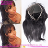 New Arrival 360 Frontal 100% Virgin Indian Hair All Hand Tied 360 Lace Frontal Closure