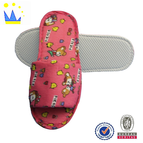 fashion comfort cheap slipper house cute slipper for girls