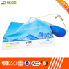 eco-friendly microfiber glasses lens cleaning cloth