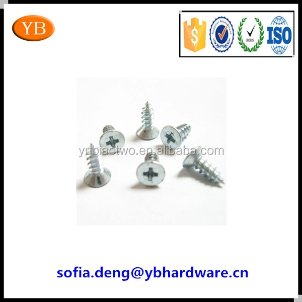 Custom hot sales remote control small parts of screws made in China