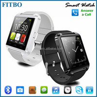 Popular Colors MTK6260 latest wrist watch mobile phone for Iphone/HTC/Samsung