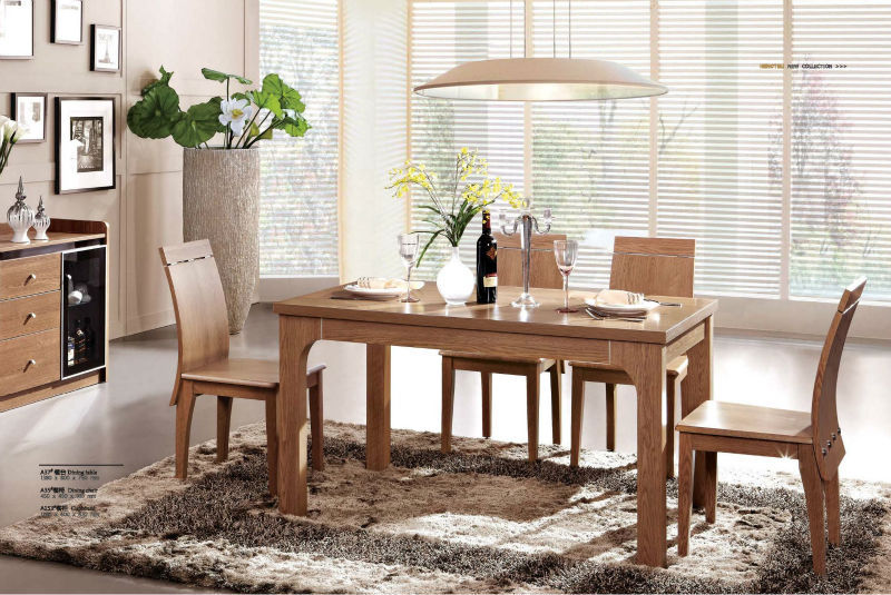 htl-a151 american best selling dining room furniture/modern wooden