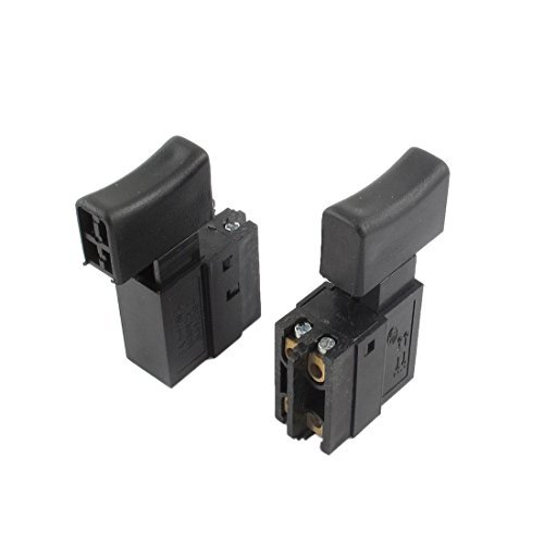 Hand & Power Tool Accessories Ac 250v 8a 5e4 Plastic Spst Lock On Circular Saw Trigger Switch Power Tool Accessories