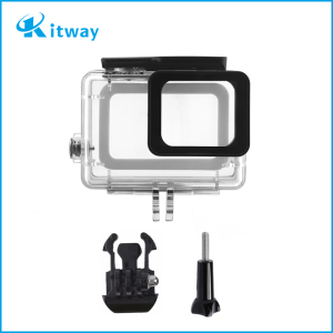 New Wholesale Waterproof Housing Protective Case Cover for Gopro Hero 5 Sport Camera Underwater