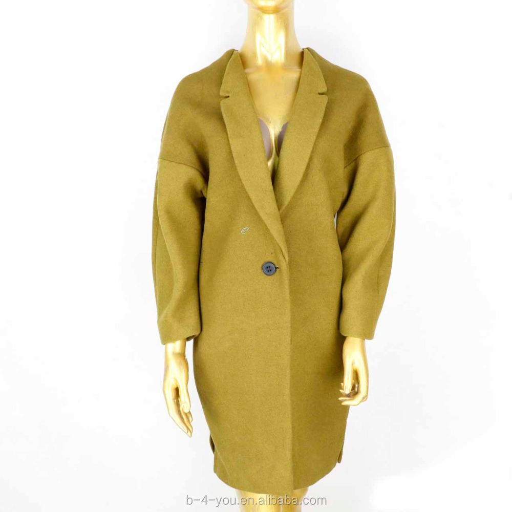 The Latest Coat Designs For Women Coat Classic Peacoat Wool-Blend Walker Coat