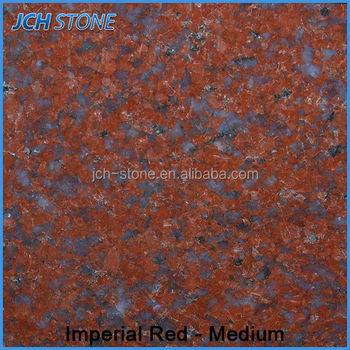 Medium Imperial Red Granite Flooring Design India Buy Granite