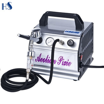 air brush make up AS176K spray gun for cake decorating
