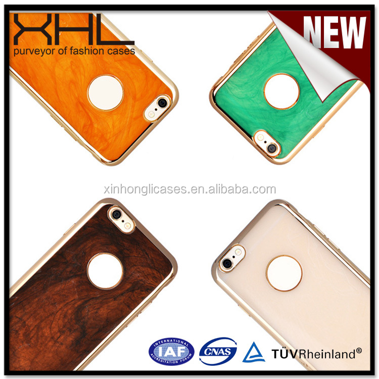 China suppliers wholesale rose golden raised phone case for iphone6