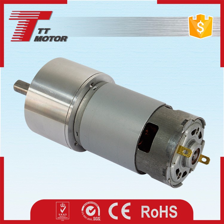 24 V Small Dc Gear Motor Or High Torque Dc Motor With