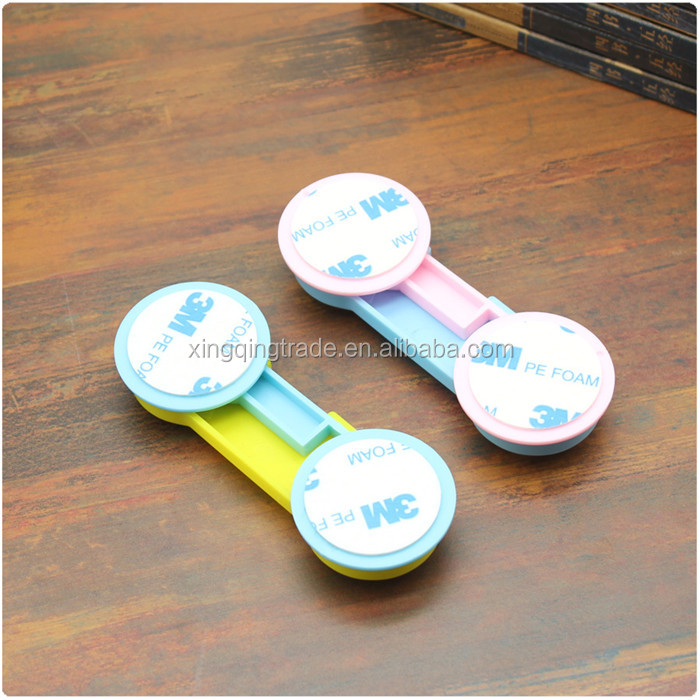 Baby Drawer Lock Wardrobe Cabinet Safety Care protect Plastic Lock