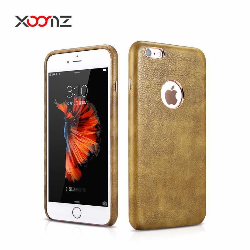 Leather Mobile Cover for iPhone 6s