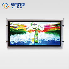 Ultra Thin Led Crystal LED Light Box