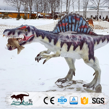 OAZ3081 Kids Attraction Robotic Youtube Dinosaur Model