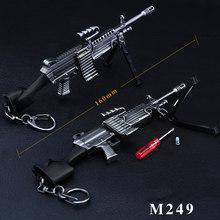 Новинка 2018, аксессуары для украшения дома, Современная игра PUBG 98K M24 AWM, металлическая модель оружия, большой брелок, аксессуары для комнаты(Китай)