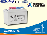 6GFM-100 12V 100AH GEL BATTERY VRLA Lead acid battery solar deep cycle gel battery