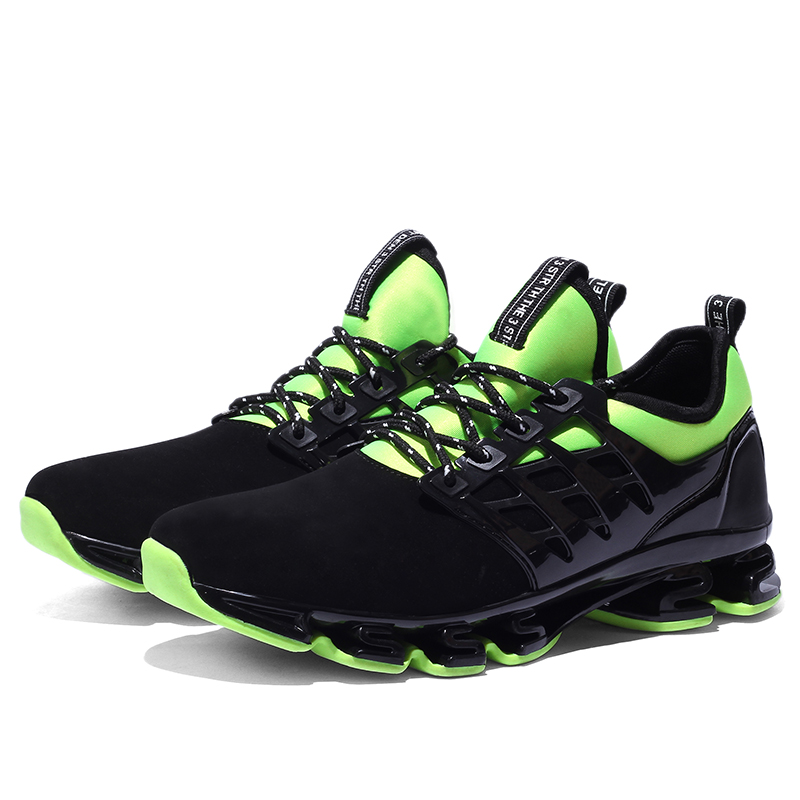 Men's casual Work Sports blade running shoes