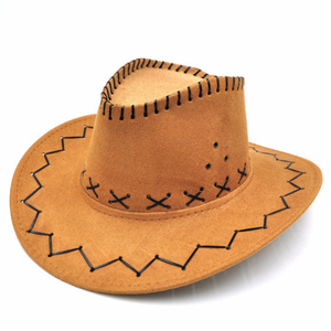The wholesale Hot Unisex Women Men Fashion Summer Casual Trendy Sun Straw Panama Jazz Hat Cowboy hat