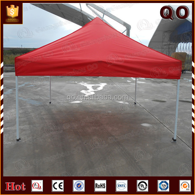 Outdoor event equipment UV protection 6x6 canopy