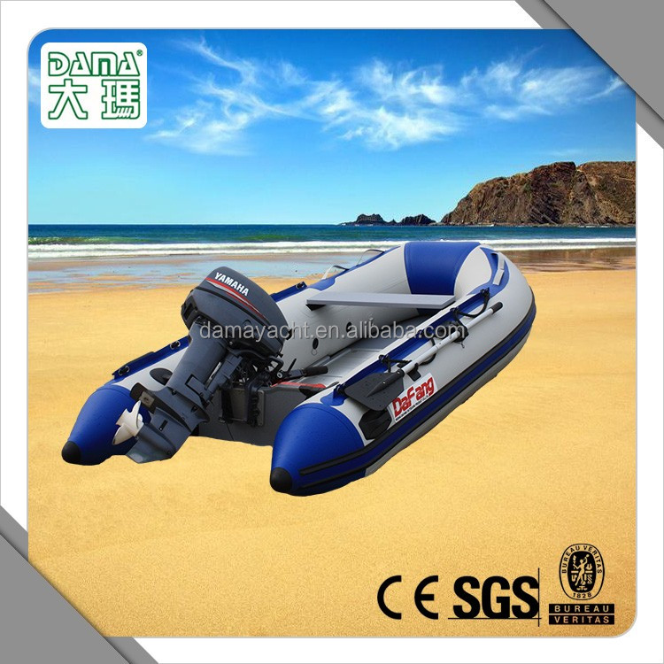 handmade inflatable boat pontoon for sale
