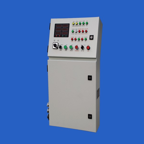 OEM electrical control box for marine generator set