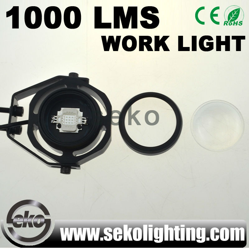 Global market 1000LMS 10W eagle eye light for led DRL for honda jazz