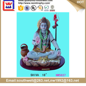 Resin hindu god idols unique hindu god murti figurine