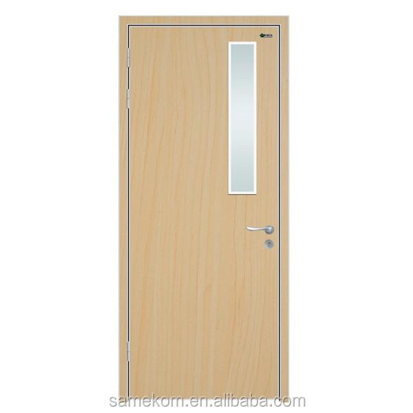 Office door craftsman custom craftsman home office for Office doors with windows