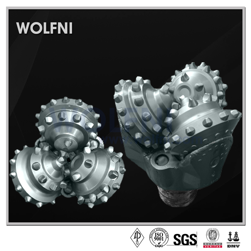 Wolfni 12 1/4 New 417 Metal Sealed Bearing Oil Gas Field Tci ...