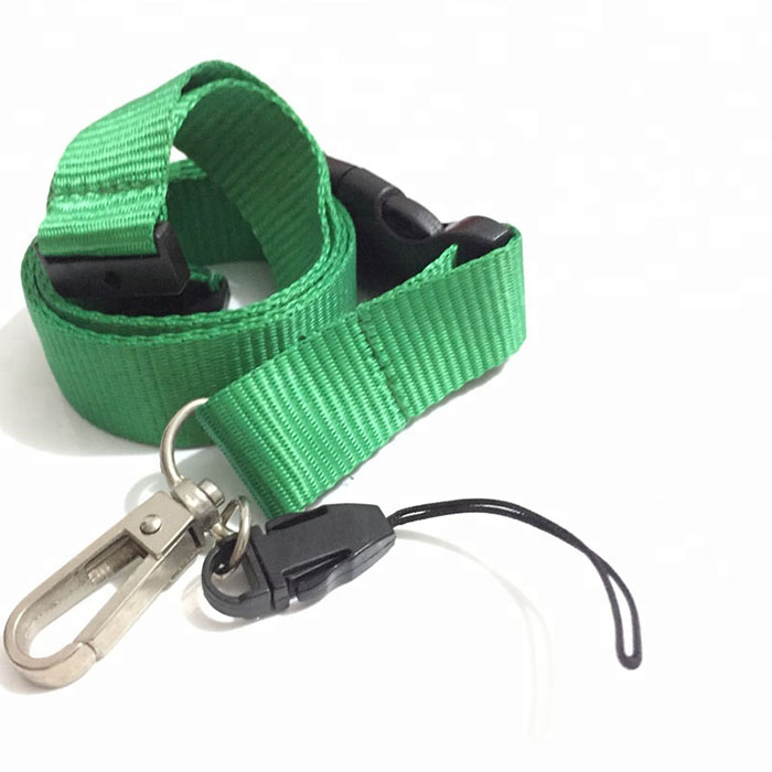 Colorful Lanyard ID Badge Card Key Holder Ring Case Branded Lanyard Free Sample
