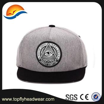 0b0815d8a403e Wholesale hats snapback cap custom rubber patch snapback cap