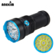 New 12T6 Glare Rechargeable LED Flashlight 30000 Lumens Handy Flashlight