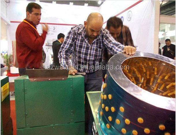 Poultry Equipment Chicken Plucking Machine Wq 50 Plucker