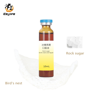 Made in China rock sugar swallow nest oral liquid Health and beauty drink