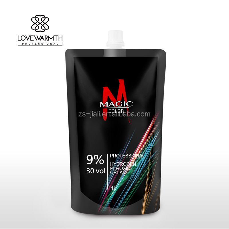 China Manufacturer Hair Developer Hair Peroxide Cream Oxidizing Agent, Oxidant, Oxidizer for Salon Use