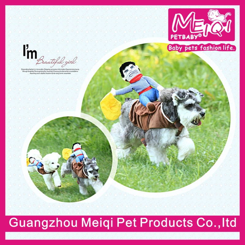 Unique Pet Clothes Halloween Costume For Pets Dog Rider Costume halloween costum for dog